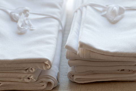 Dry Cleaned Linens