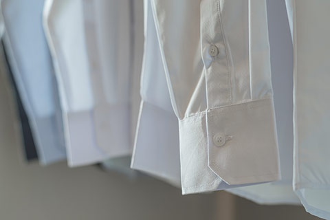 Starch Pressed Dress Shirts